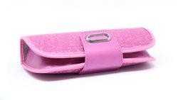 Amelia Eyewear Case - Pink