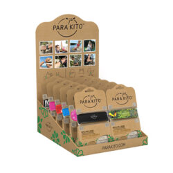 PARA'KITO Best Selling Products 12pc CDU
